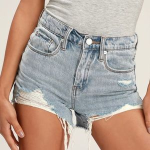 Blank NYC denim shorts
